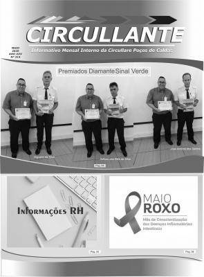 Jornal Circullante Maio